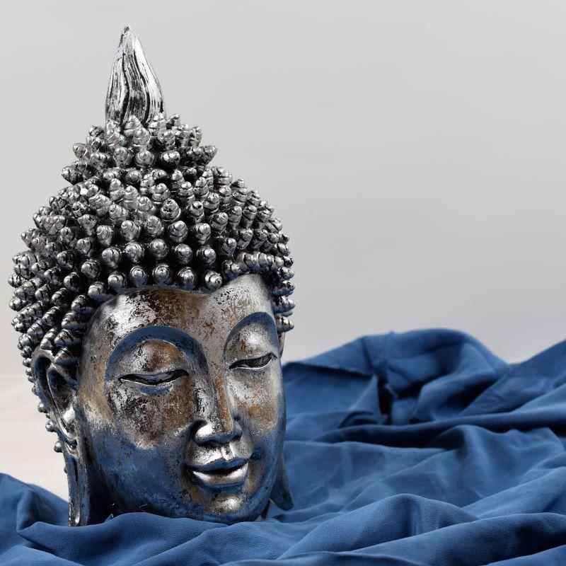 Mit Indigo haben die Menschen seit Tausenden von Jahren gefärbt.